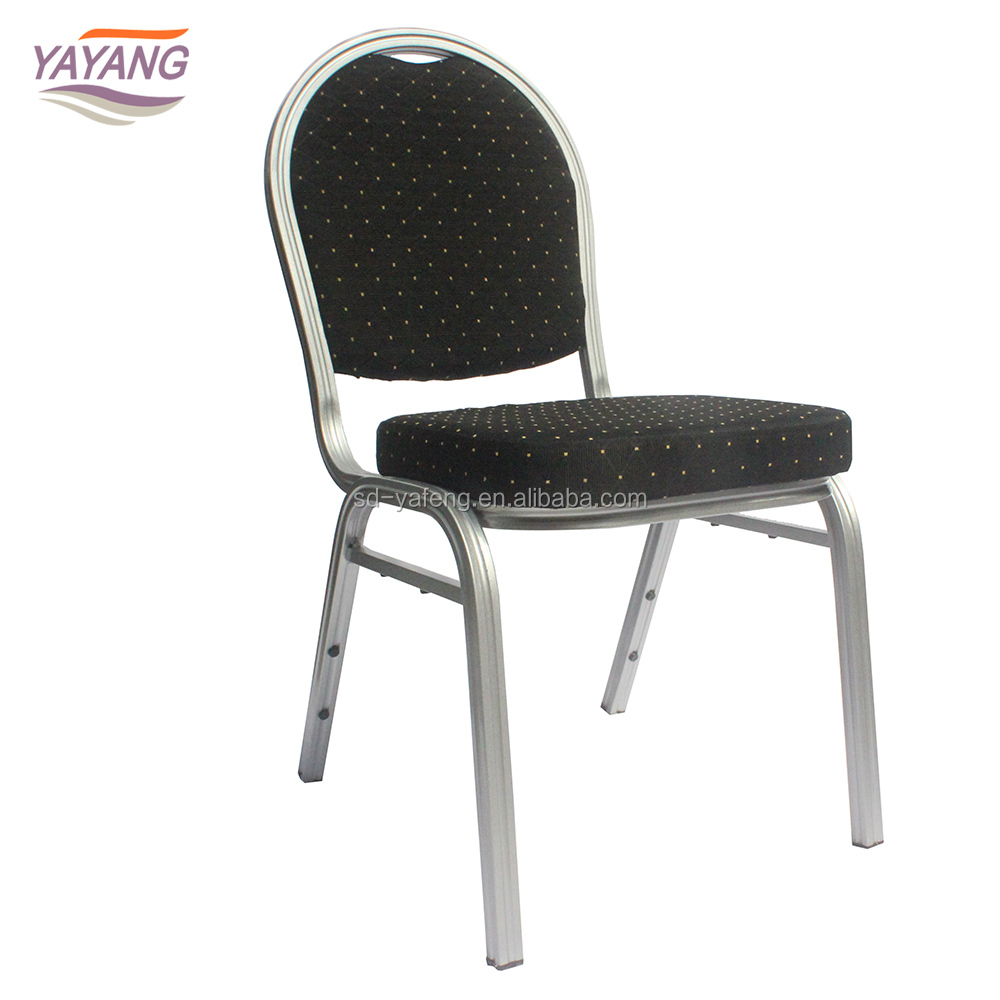 Portable folding stainless steel banquet/wedding chiavari dining chair with covers spandex fabric