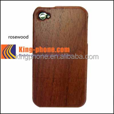 wooden cases for iphone 4,for iphone 4 wood case,accept paypal