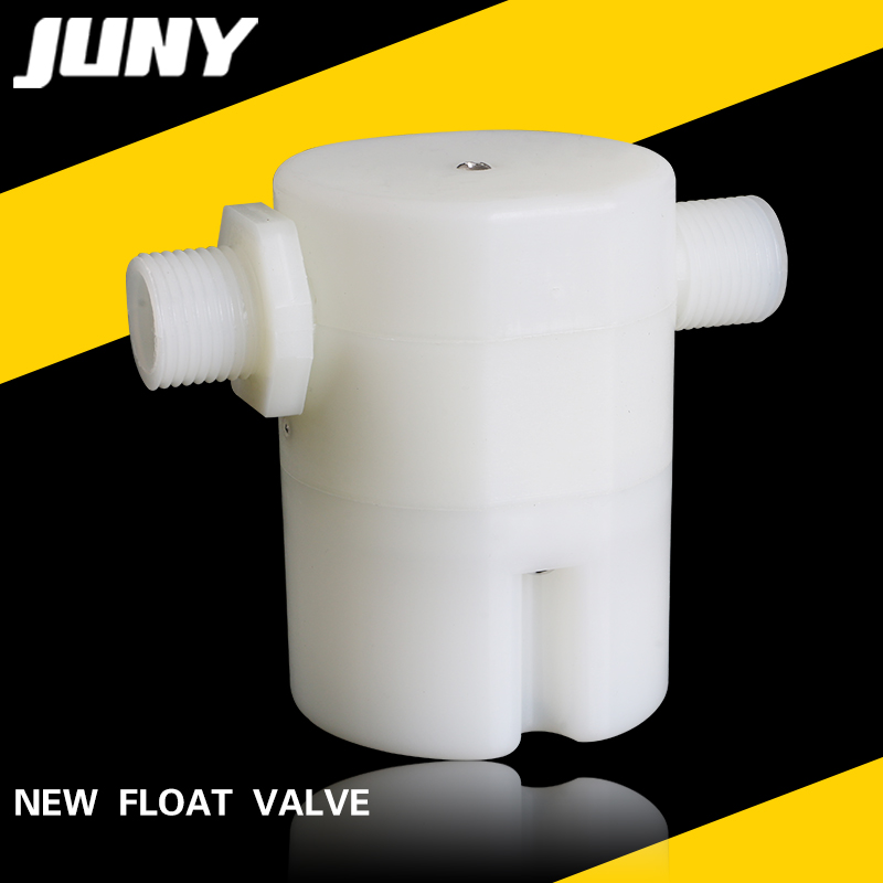 small water tank float valve water level indicator