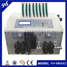 High-Efficiency Automatic Power Cord Cable Wire stripping Machine/Cable Wire Making Equipment