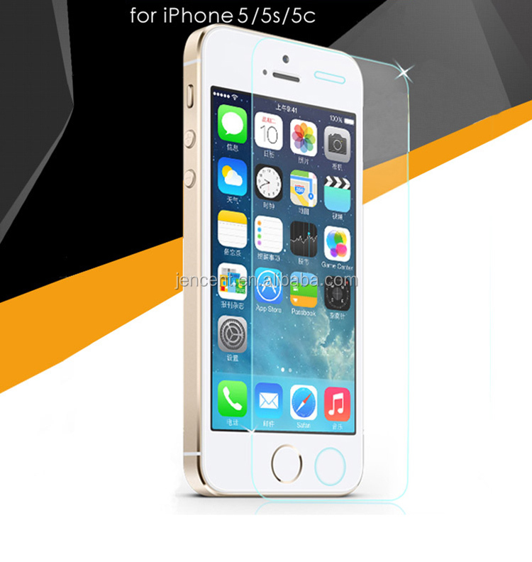 for tempered glass screen protector iphone 5, for screen protector iphone5
