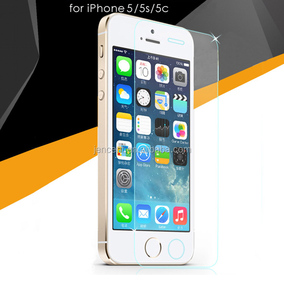 tempered glass screen protector for iphone 5, for screen protector iphone5