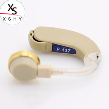 New best listen up micro ear bte amplifier device hearing aid
