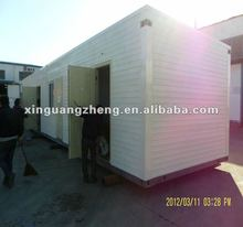 Prefab mobile welding container house