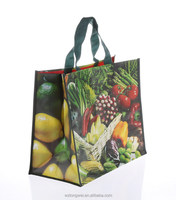 pp laminated nonwoven shopping bag