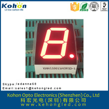 Good quality and long life KHN110011ASR1D-1 seven segment LED numeric display