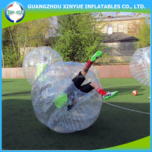 Hot sale CE standard PVC or TPU inflatable ball suit