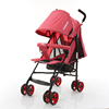 light weight 3 in 1 baby stroller with an umbrella can be foldable