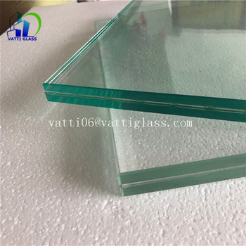 Building materials tempered laminated glass price per square metre,Laminated tempered glass price per square metre
