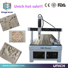 Jinan Unich LXG1224 Woodworking cnc router/new and surprise woodworking router