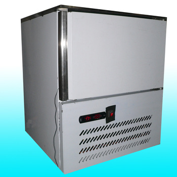 mini blast freezer for 12 kg food freezing