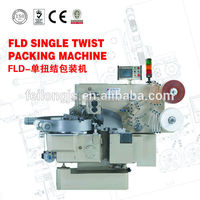 FLD-Automatic high speed Single twist packing machine candy packing machine