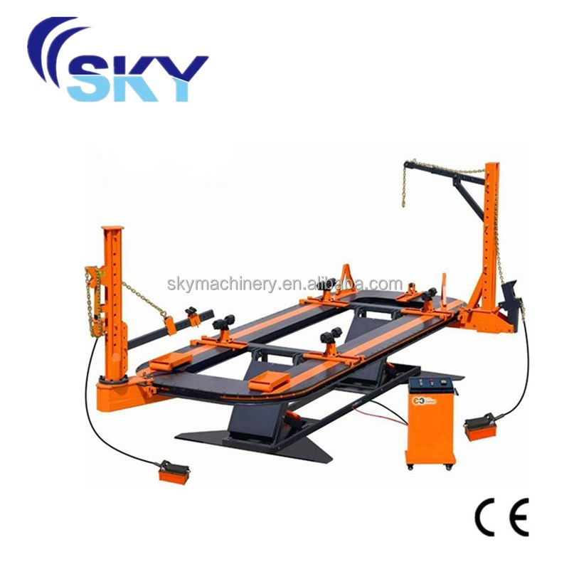 The hot sales frame machine for sale car body repair straightening bench FA-3000