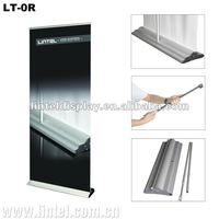 Promotion Roll up Banner, Aluminium Roll up stand, Retractable banner stand