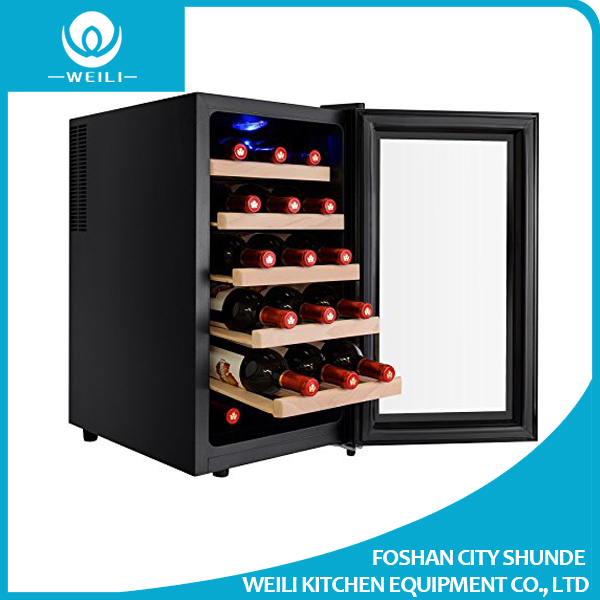 165L Household Wine Coolers Chiller Fridge