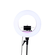 "Diva Ring Light 18"" LED Original Photo/Video Fluorescent with 6' Light Stand"