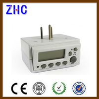Household 24 Hours Digital Countdown Timer or Time Switch
