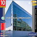 Aluminum Glass Curtain Wall for Commercial