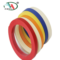Wholesale flat surface PVC edge banding,PVC edging strip
