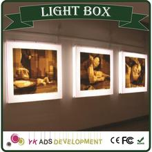 light box menu board waterproof and anti-rust CE UL RoHS LED lighting wall mounted,ceiling hanging