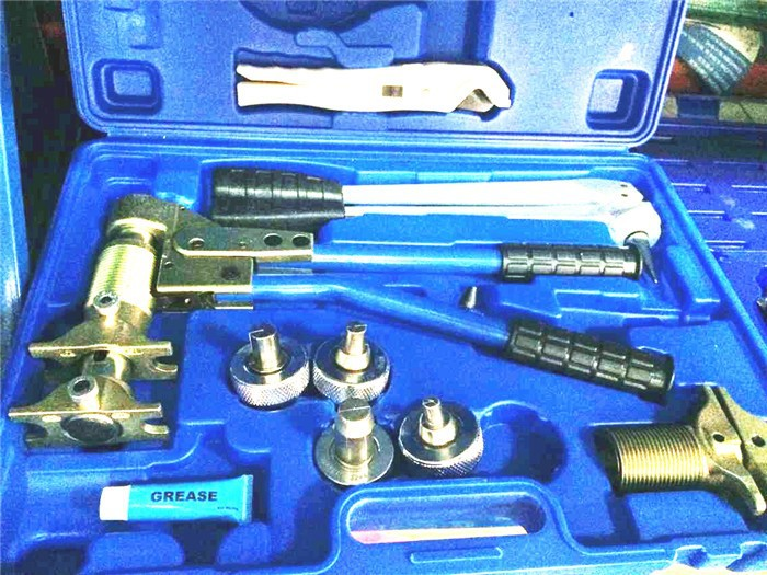 pipe expander tool pex fittings tool sliding fittings tool kit