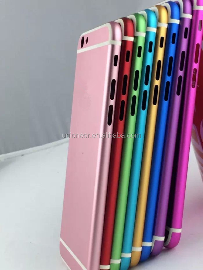 cover iphone 6 colorata