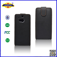 Cover Phone PU Leather Flip Cover for HTC M8