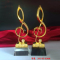 Good Quality Zinc Alloy Replica Grammy Award Trophy