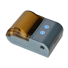 Restaurant Online Food Ordering Mobile Printer for ipad via Bluetooth