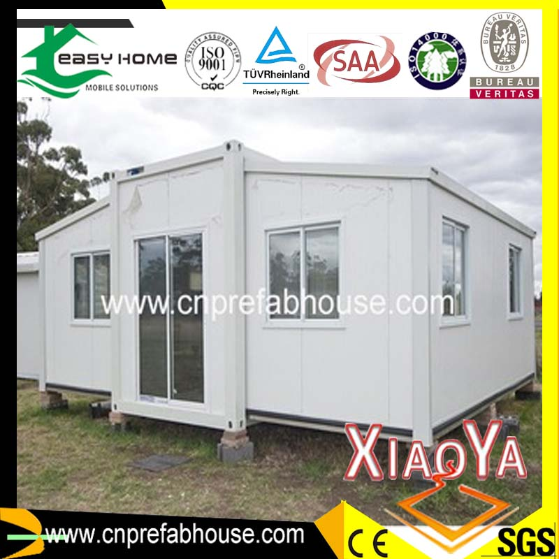 large space expandable prefab house with Australia standard