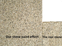 Weather proof stone texture wall paint exclusive distributor wanted