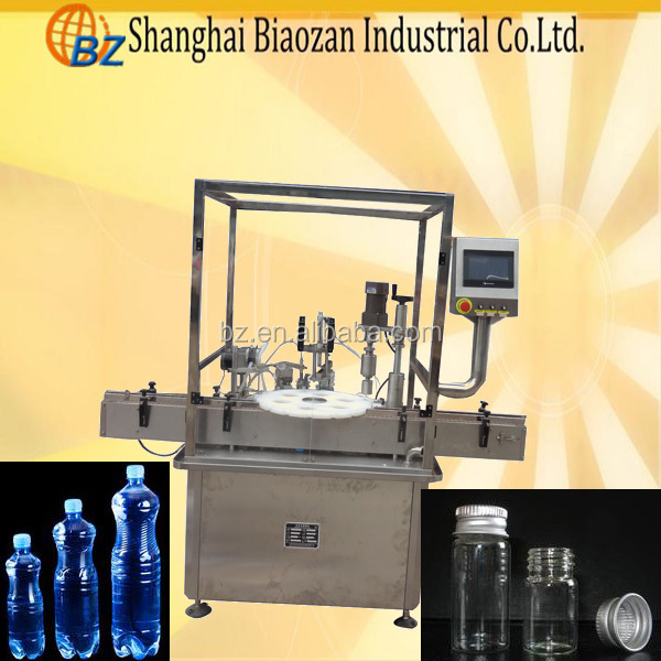 hot carbonated drink water bottling machine/water filling capping labeling machine