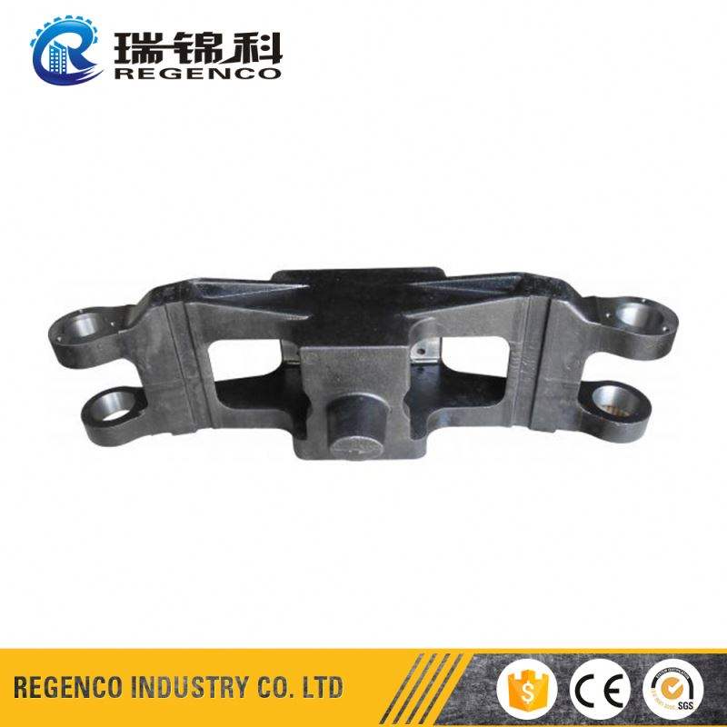 Aluminium Electronic Component Zinc Die Casting Iron For Flange Butterfly Valve