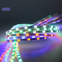 High Quality And Brightness Samsung 5630 Led Strip Cct Adjustable/ Led Adjustable 5Mm SMD5630 Strip