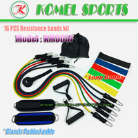 Resistance Band Set 5 Stackable Exercise