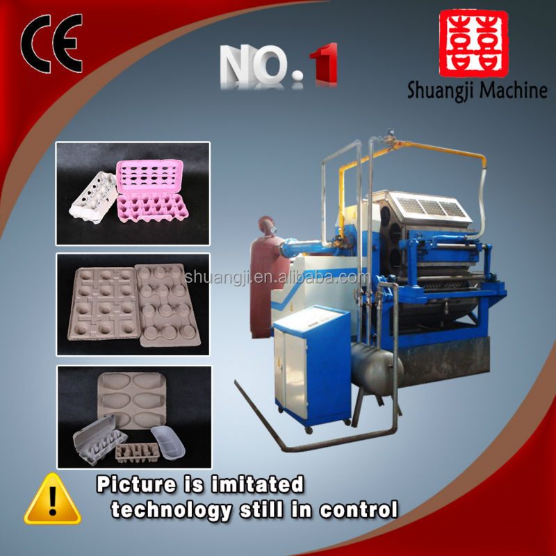 used paper folding machine