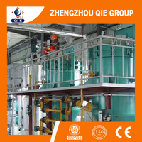 Crude sunflower seed oil refined machine