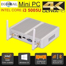 Smart mini pc station thin client with 5th CPU Intel Core i3 5005U Free Shipping