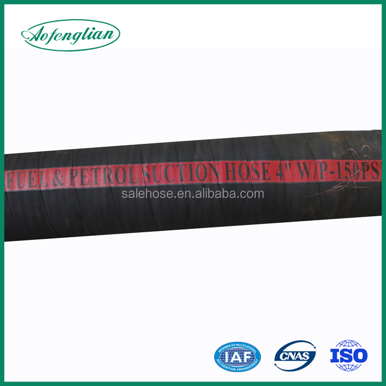 Oil hose professional factory supply 8 inch diameter rubber hose