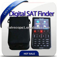 SATLINK ws6908 DVB-S Digital Satellite Finder Meter WS-6908