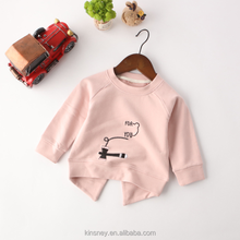 KS20701A High quality children clothes alibaba china wholesale baby stylish sport hoodies