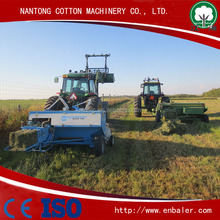 Factory Supply Grass Square Straw Hay Baler Machine