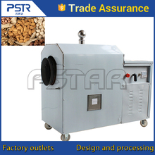 Free Wearing Parts Roasting Machine For Nuts