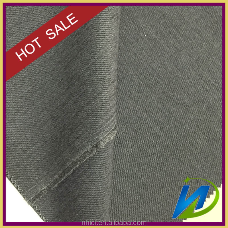CVC denim fabric for garment/shirting fabric