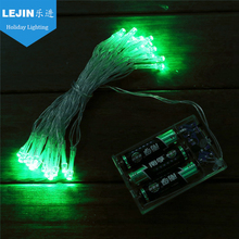Easter Day green battery operated led string lights outdoor With high quality event decoration