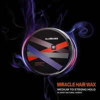OEM professional salon best strong hold hair styling wax hair pomade