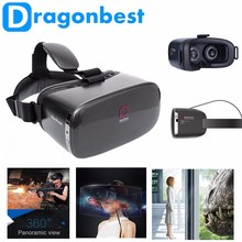 Deepoon 1080P 9D VR Glasse 3d glasses for blue film video ,deepoon vr 3D VR 3d glasses