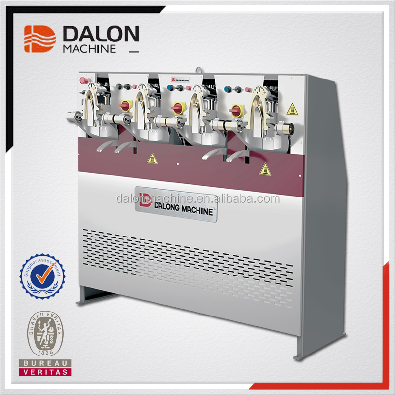 Dalong LD-681AM Shoe upper moulding machine Italian shoe making machine