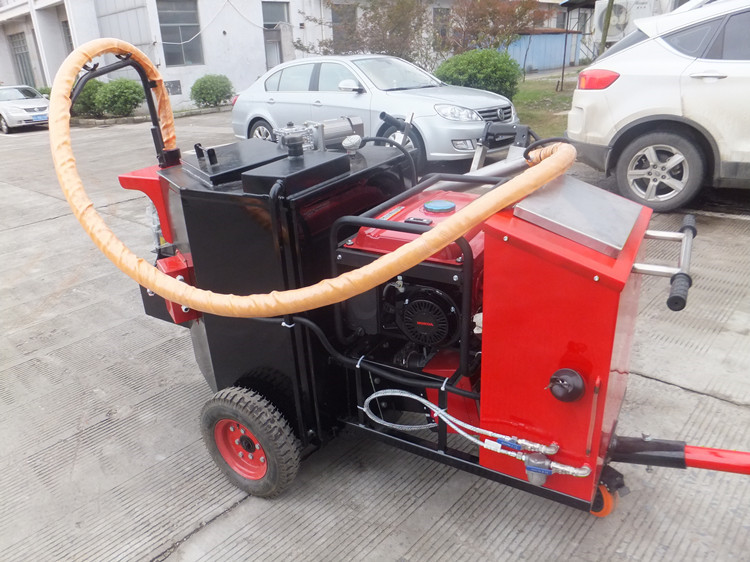 honda generators sealing machine use for concrete and asphalt pavement