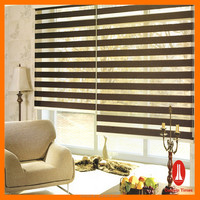 Window Covering Electric Zebra Blind/Double Layer Blind